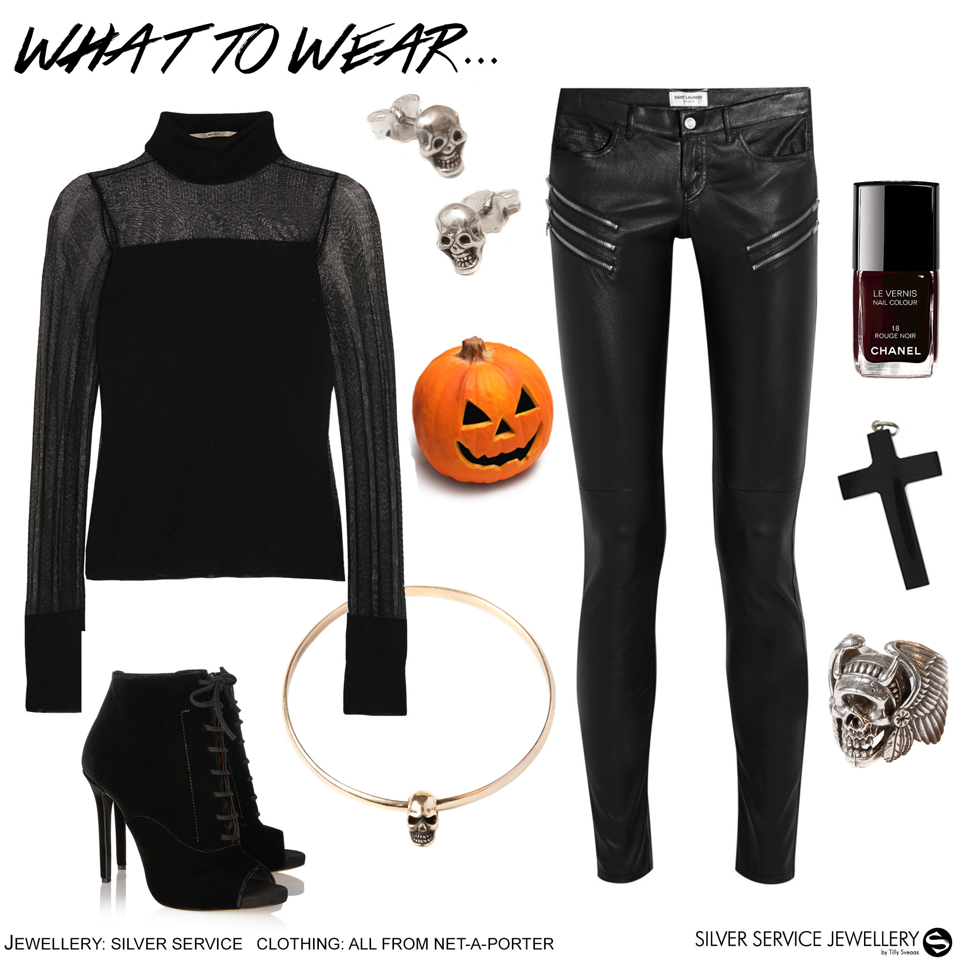 Halloween: What To Wear