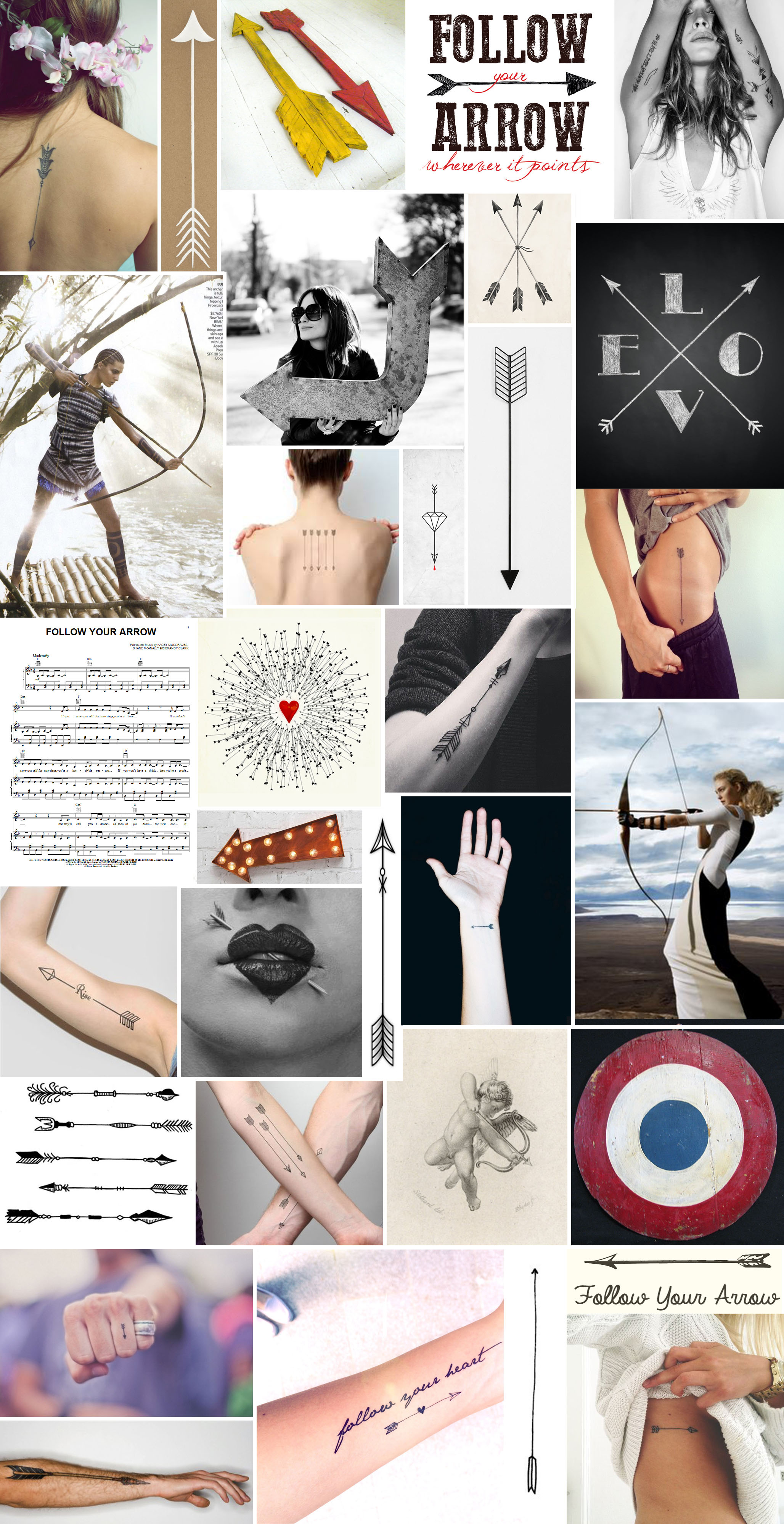 Arrow Art