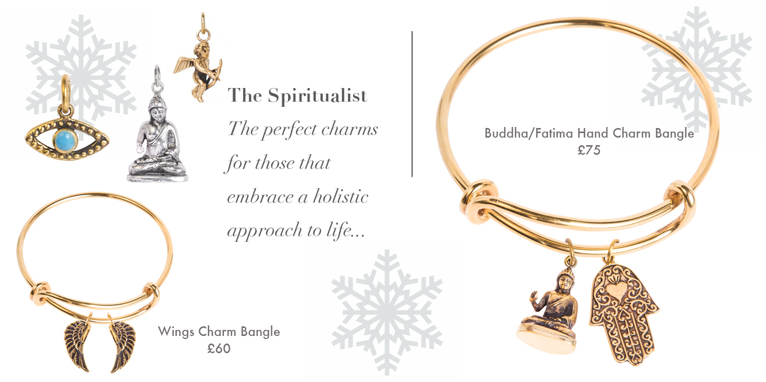 Spiritualist Bangle