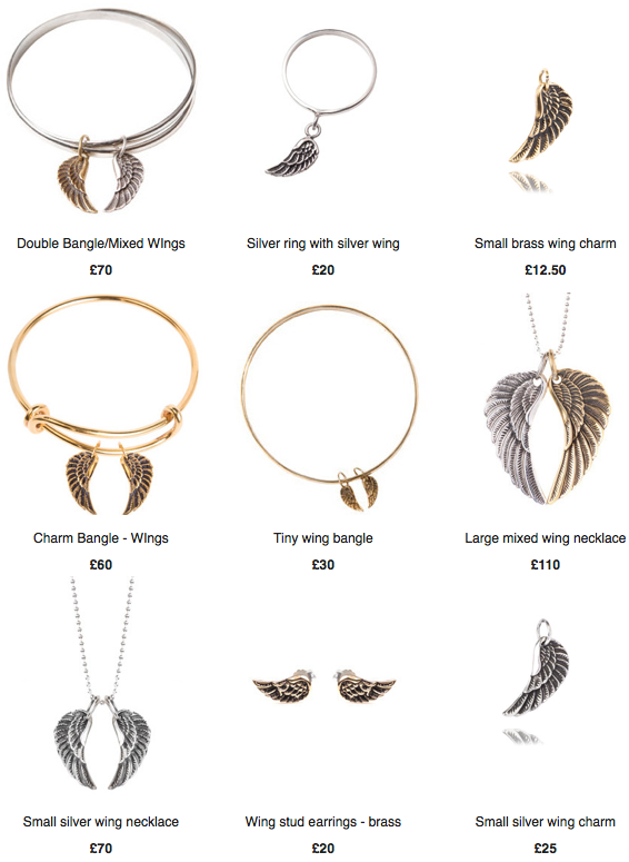 Wings of Desire Collection