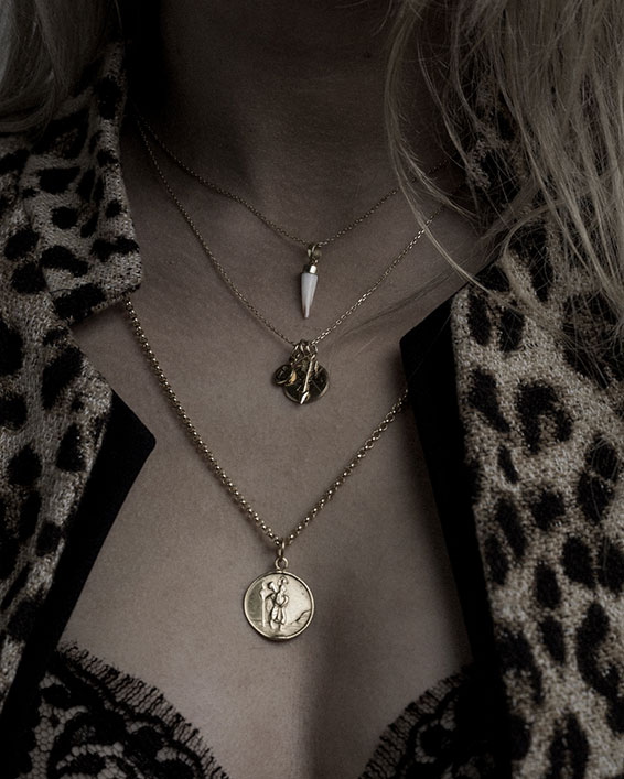 Tilly Sveaas Charm Necklaces