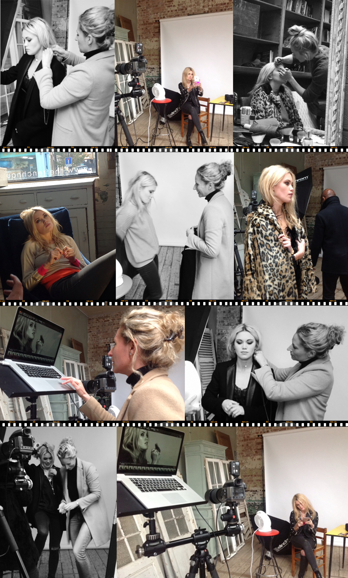 Kara Marshall collage