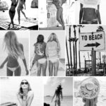 Here Comes Summer collage