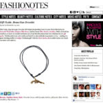 Fashionotes interview