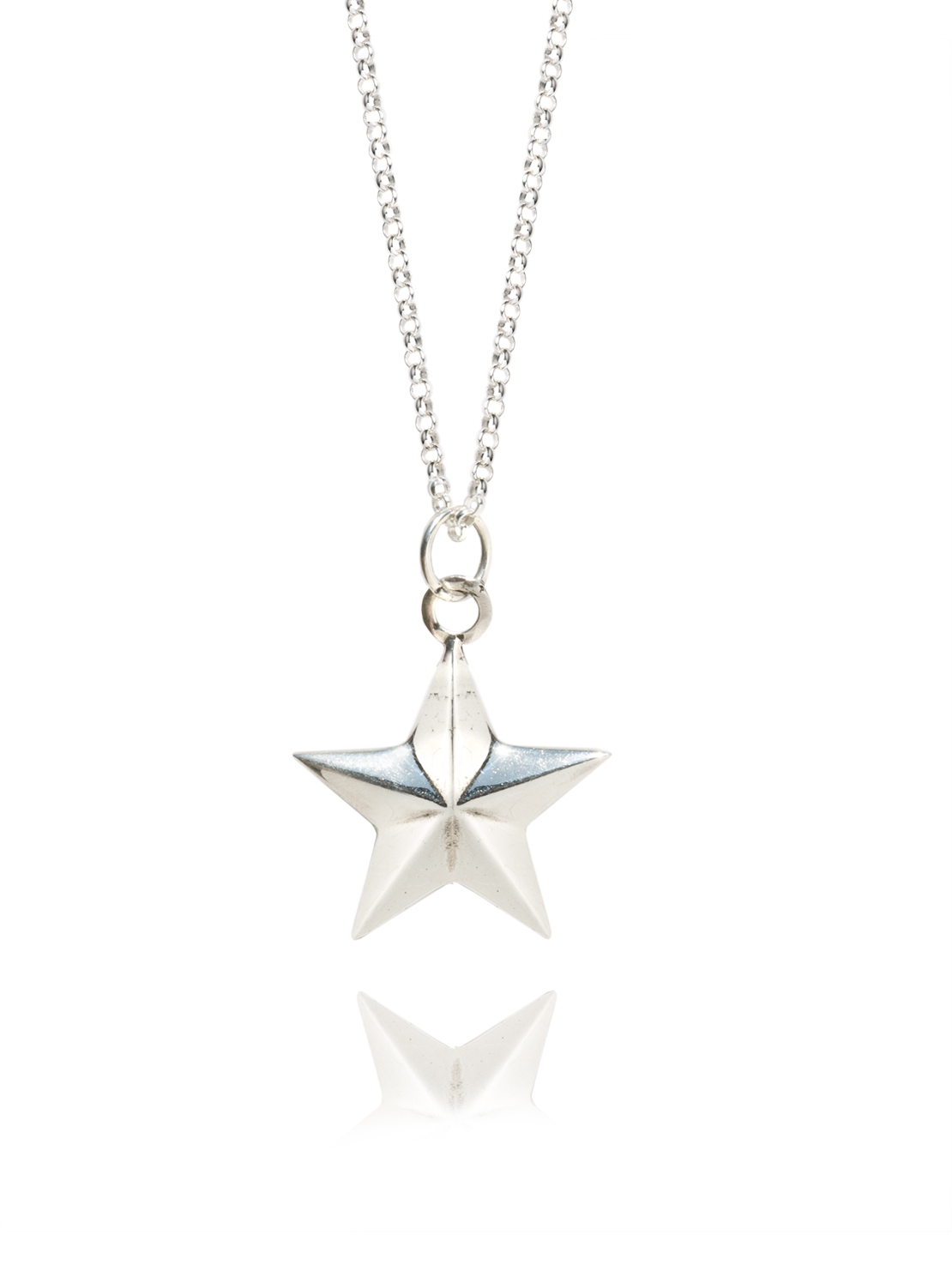 double products wb lumo stars star necklace