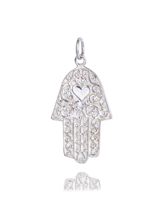 Original Silver Fatima Hand