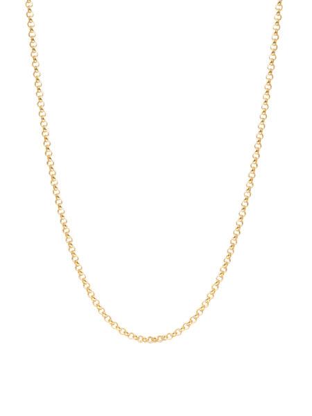 50cm Gold Belcher Chain
