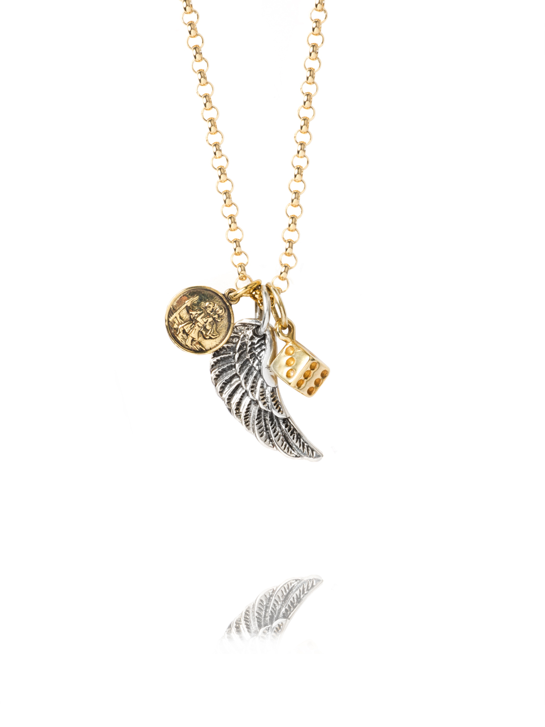 Charm Necklace 1