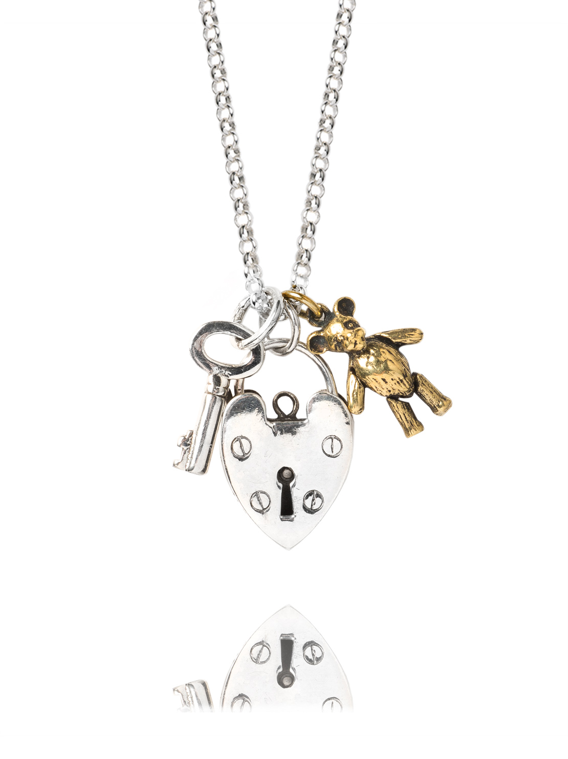 Charm Necklace 3