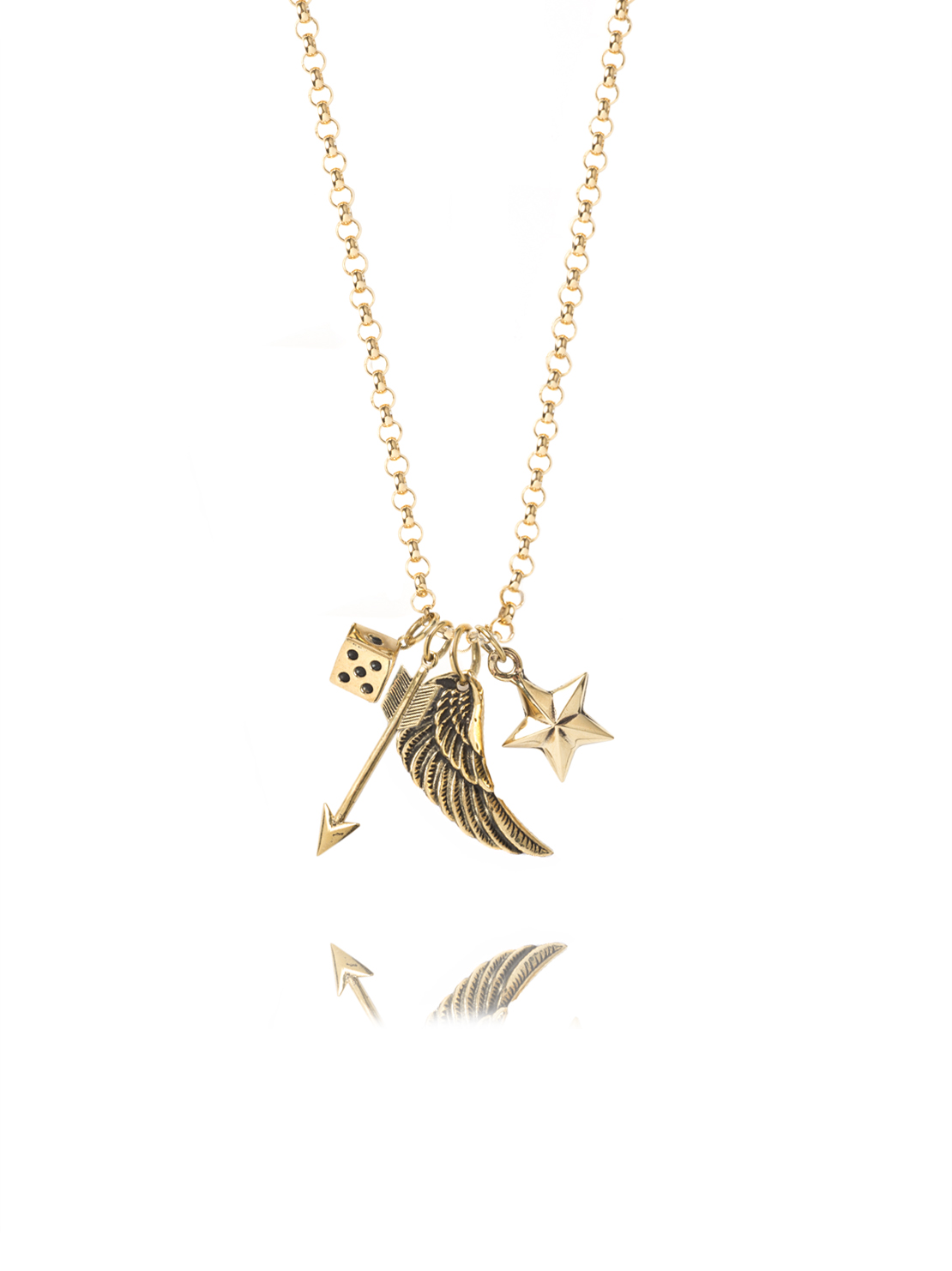 Charm Necklace 5