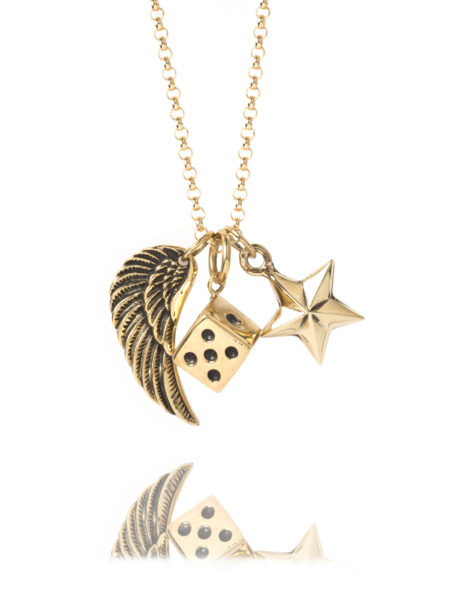 Charm Necklace 9