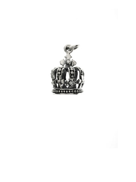 Mini Sterling Silver Crown