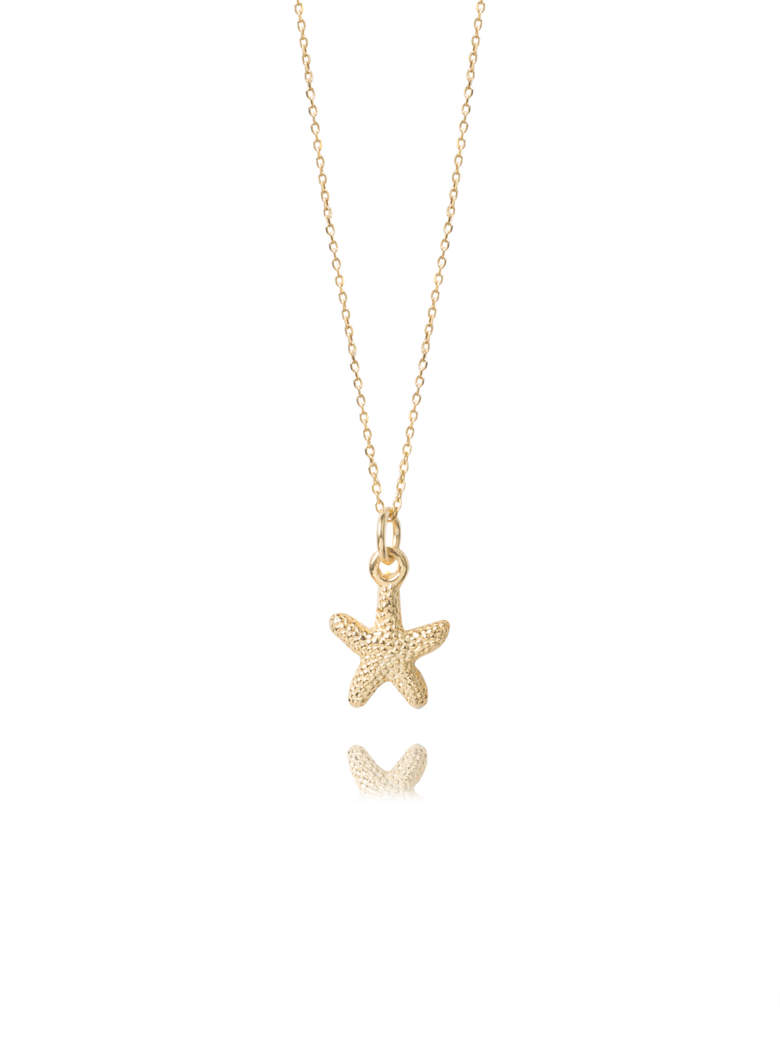 Starfish On Trace Chain