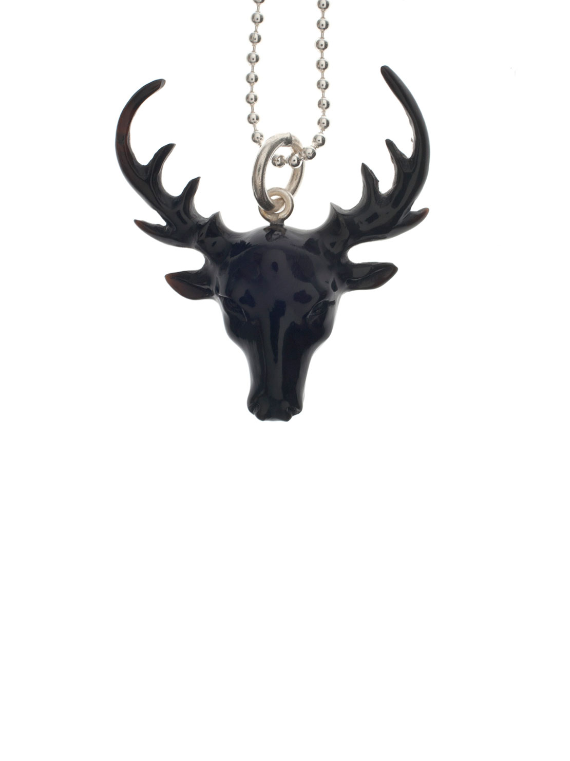 Horn Stag Necklace