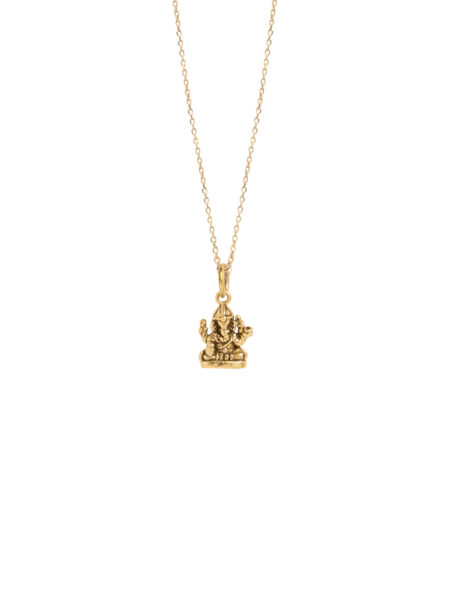 Small Ganesh Necklace