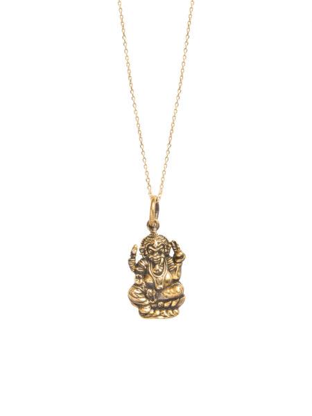 Large Ganesh Necklace