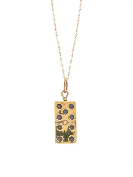 Domino Necklace