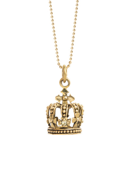 Large Crown Necklace