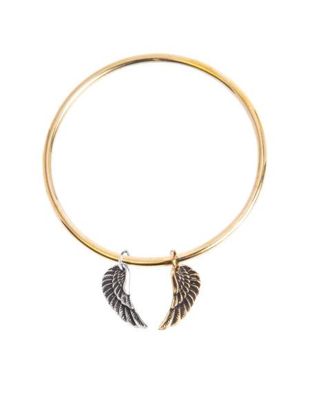 Angel Wing Bangle