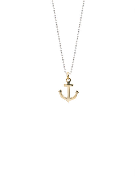 Anchor Necklace Tilly Sveaas Jewellery