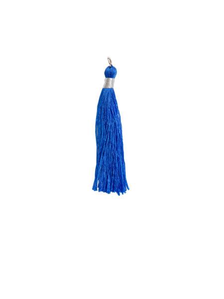 Medium Dark Blue Tassel