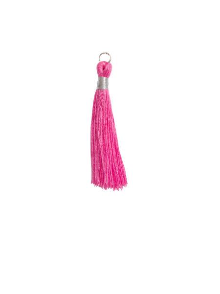 Medium Pink Tassel