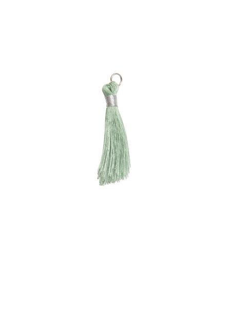 Small Green Tassel