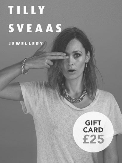 £25 Jewellery Gift Card