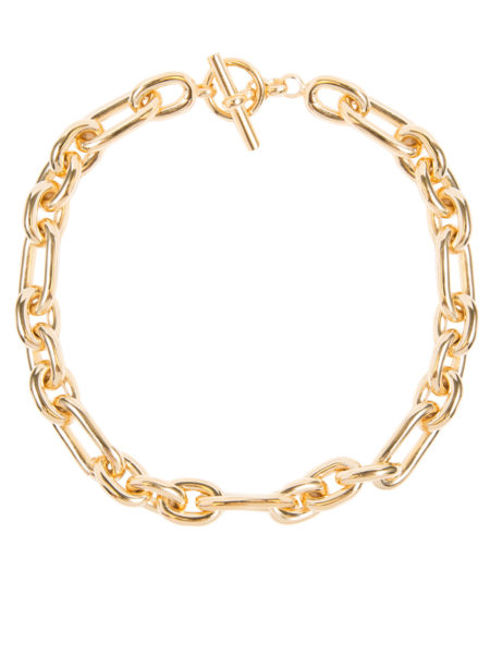 Medium Watch Chain Linked Necklace