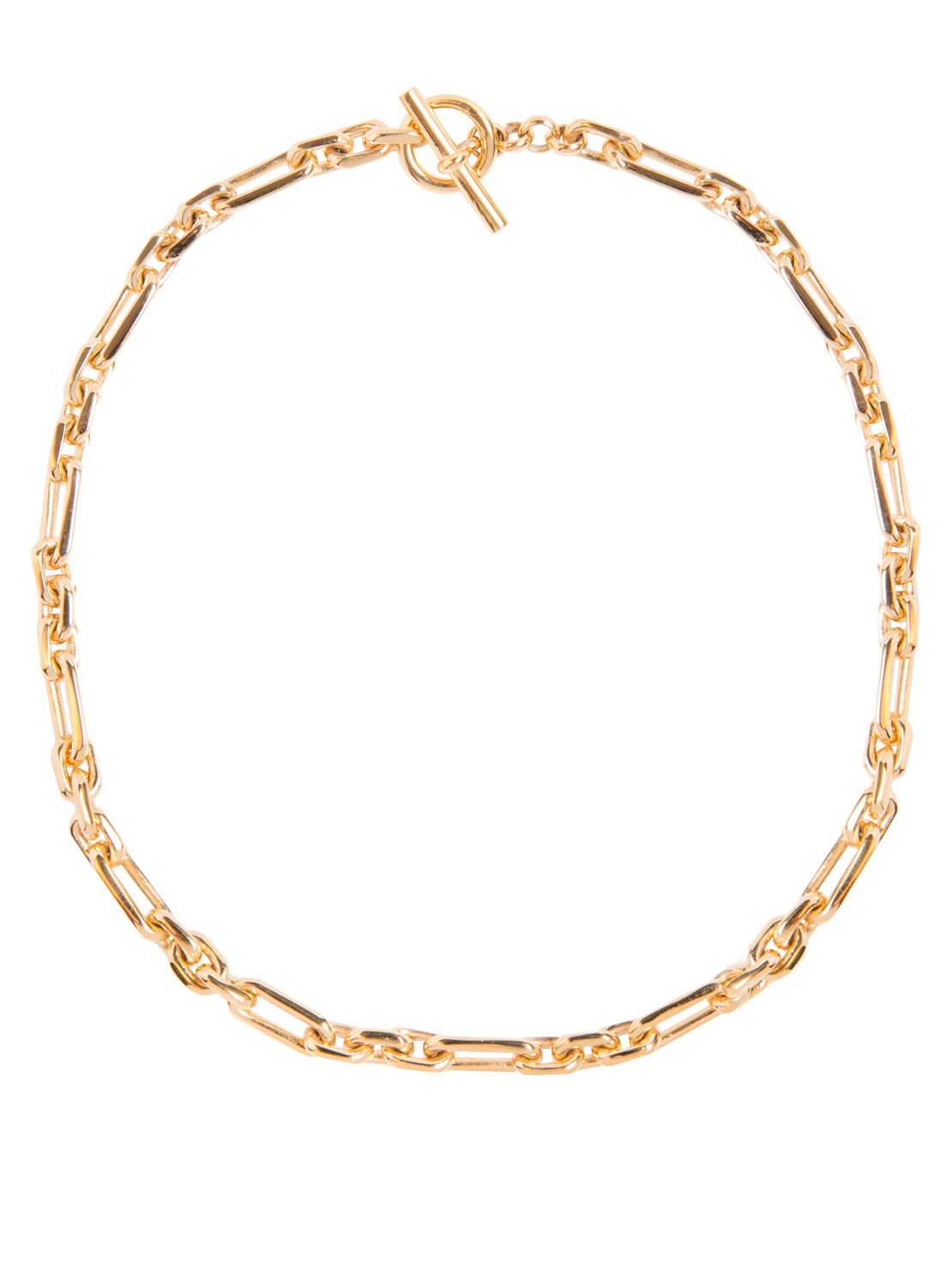 0d27f2aae56 Fine Gold Watch Chain Necklace - Tilly Sveaas Jewellery