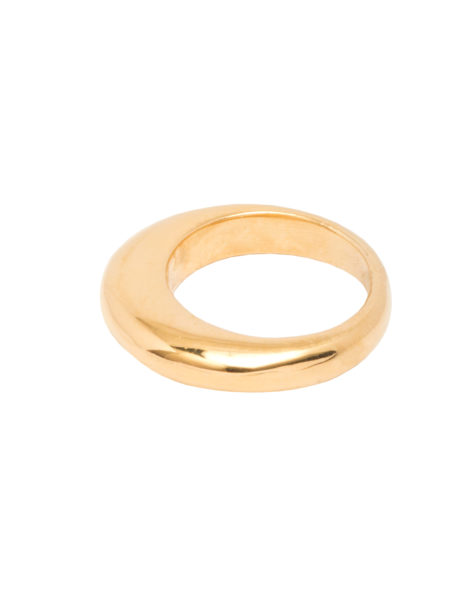 The Gold Slice Ring