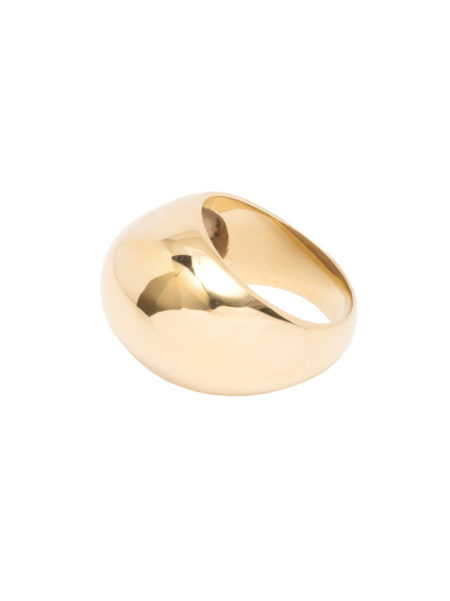 The Gold Egg Ring