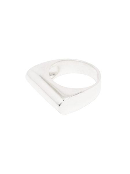 The Silver Ridge Ring