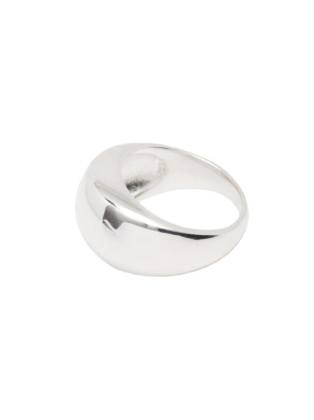 The Silver Dome Ring